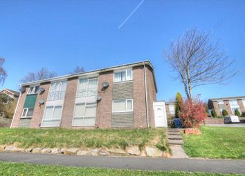 Thumbnail 2 bedroom flat to rent in Combe Drive, West Denton Park, Newcastle Upon Tyne