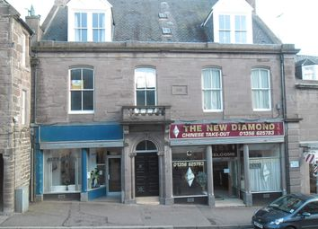 Thumbnail Commercial property for sale in 49 High Street, Brechin, Angus