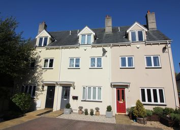 Thumbnail 4 bed terraced house for sale in Half Moon Court, Buckfastleigh