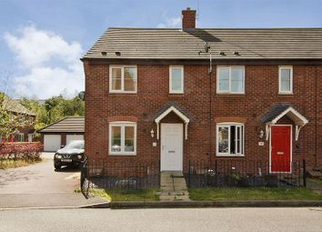 Thumbnail 3 bed semi-detached house for sale in Shaw Drive, Fradley, Lichfield