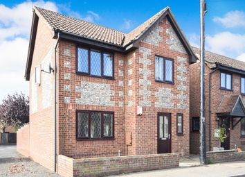 Thumbnail 3 bed detached house for sale in High Street, Lakenheath, Brandon