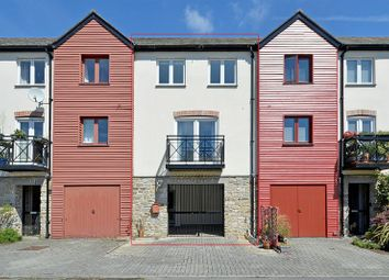 Thumbnail 4 bed terraced house for sale in South Harbour, Harbour Village, Penryn