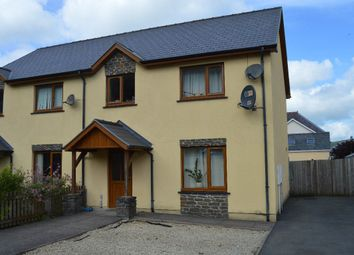 Thumbnail 3 bed property to rent in Cysgod-Y-Coed, Cwmann, Lampeter