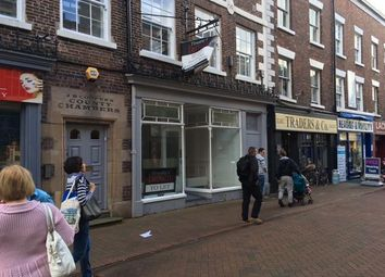 Thumbnail Retail premises to let in 6-8 Chestergate, Macclesfield