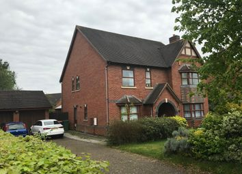 Thumbnail 5 bedroom detached house to rent in Peregrine Way, Leegomery, Telford