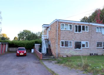 Thumbnail 2 bed maisonette for sale in Woodcraft Close, Tile Hill, Coventry, West Midlands
