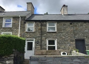 Thumbnail 2 bed property to rent in New Terrace, Tanygrisiau, Blaenau Ffestiniog