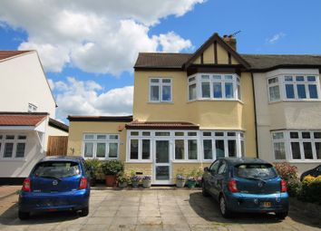 Thumbnail 3 bed semi-detached house for sale in Purbeck Road, Hornchurch