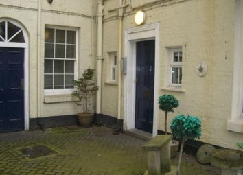 Thumbnail 1 bed flat to rent in Horninglow Street, Burton-On-Trent