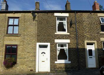 Thumbnail 2 bedroom terraced house to rent in Platt Street, Glossop, Derbyshire
