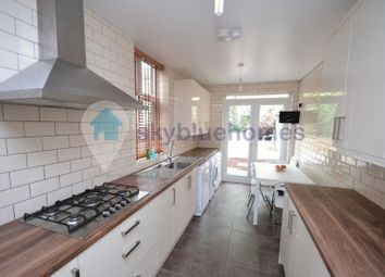Thumbnail 5 bed terraced house to rent in Howard Road, Leicester