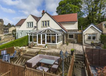 Thumbnail 3 bed semi-detached house for sale in Ilkley Road, Riddlesden, Keighley, West Yorkshire