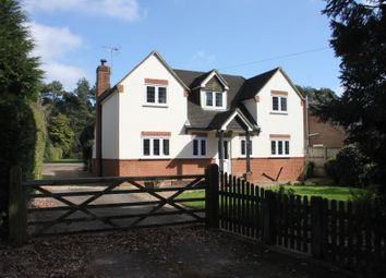 Thumbnail 4 bedroom detached house for sale in Old Odiham Road, Alton