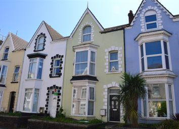 Thumbnail 4 bed terraced house for sale in Gwydr Crescent, Uplands, Swansea