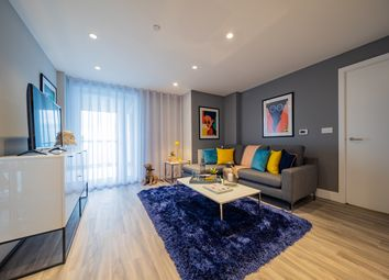 Thumbnail 3 bedroom flat for sale in Neon, London