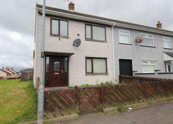Thumbnail 3 bed terraced house for sale in Maple Gardens, Greenisland, Carrickfergus