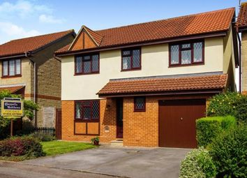 Thumbnail 4 bedroom detached house for sale in Sorrell Close, Thornbury