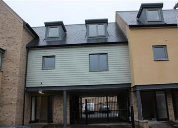 Thumbnail 1 bed flat to rent in New Road, St. Ives, Huntingdon