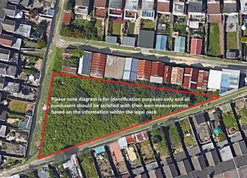 Thumbnail Land for sale in Off Margaret Street, Swansea