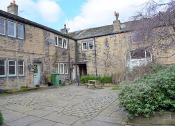 Thumbnail 2 bed terraced house for sale in St. Anns Square, Netherthong, Holmfirth