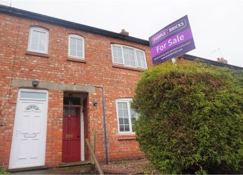Thumbnail 3 bed end terrace house for sale in Talbot Street, Whitchurch