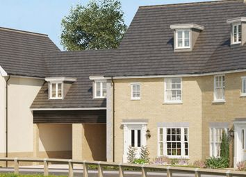 Thumbnail 4 bedroom detached house for sale in Reach Road, Burwell, Cambridgeshire