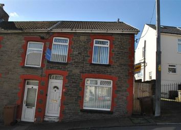 Thumbnail 3 bed end terrace house for sale in St. Gwladys Avenue, Bargoed