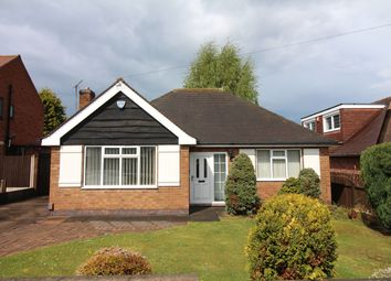 Thumbnail 2 bed detached bungalow for sale in Coronation Road, Nuthall, Nottingham