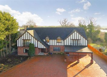 Thumbnail 8 bed detached house for sale in Maesbury Marsh, Oswestry