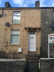 Thumbnail 1 bed terraced house to rent in Shetcliffe Lane, Bradford