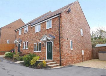 Thumbnail 3 bed semi-detached house for sale in Chapel Hill, Newport