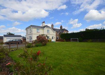 Thumbnail 3 bed semi-detached house for sale in Ledsham Lane, Ledsham, Ellesmere Port