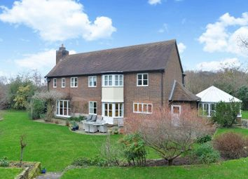 Thumbnail 5 bed detached house for sale in The Hydons, Salt Lane, Hydestile, Godalming