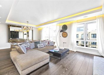 Thumbnail 2 bed flat to rent in Distillery Wharf, Chancellors Road, London