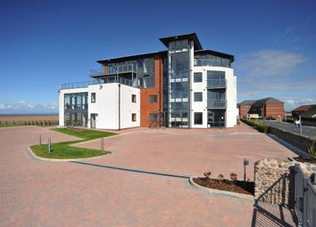 Thumbnail 1 bed flat for sale in Bourne May Road, Knott End-On-Sea, Poulton-Le-Fylde