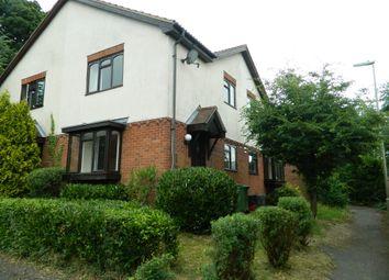 Thumbnail 1 bed semi-detached house to rent in Stockbridge Close, Basingstoke