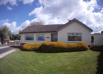 Thumbnail 4 bed detached bungalow for sale in Two Hoots, Llanrhidian, Gower, Swansea