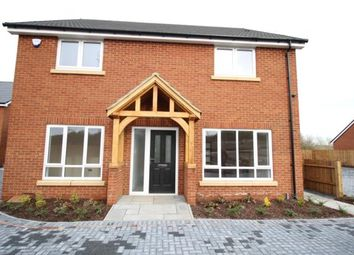 Thumbnail 4 bedroom detached house to rent in Swallow Close, Olney