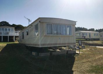 Thumbnail 2 bed mobile/park home for sale in Whitecliff Holiday Park, Bembridge, Isle Of Wight