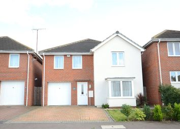 Thumbnail 4 bedroom detached house for sale in Regis Park Road, Reading, Berkshire