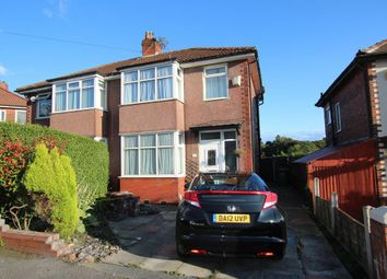 Thumbnail 3 bedroom semi-detached house for sale in Longworth Road, Horwich, Bolton