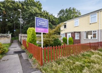 Thumbnail 3 bed end terrace house for sale in Heslop Close, Coventry