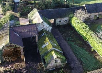 Thumbnail Land for sale in Rickyard & Barns, Bradley In The Moors, Staffordshire