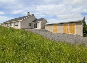 Thumbnail 4 bed detached bungalow for sale in Glenlevan Road, Sandhill, Derrygonnelly, Enniskillen, County Fermanagh