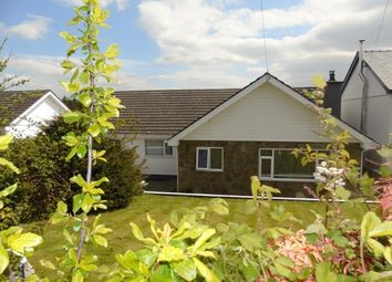 Thumbnail 3 bed bungalow to rent in Heol Y Nant, Llannon, Llanelli