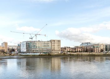 Thumbnail 1 bed flat for sale in Queens Wharf, 2 Crisp Road, Hammersmith, London