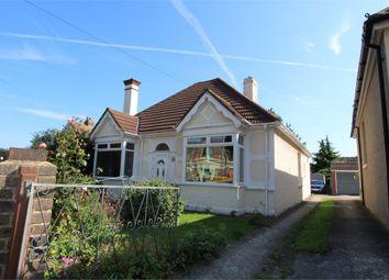 Thumbnail 2 bed detached bungalow for sale in Holmside, Gillingham, Kent