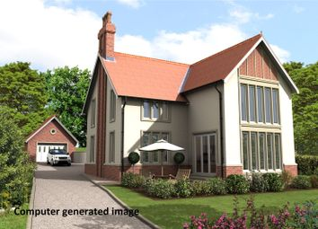 Thumbnail 5 bed detached house for sale in Bilton Hill, Alnwick, Northumberland