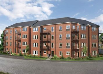 "Thumbnail 2 bed flat for sale in ""Airlie"" at Craig Road, Glasgow"