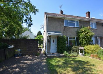 Thumbnail 2 bed end terrace house for sale in Derry Road, Farnborough
